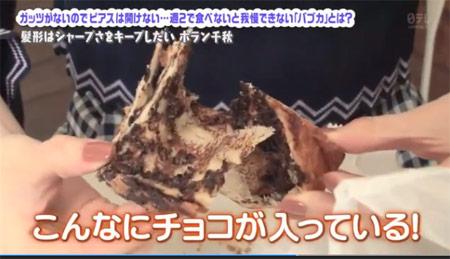 バブカ ホラン千秋 パン