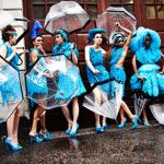 傘 梅雨 おしゃれ フルトン