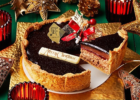 2017クリスマスケーキ 絶対美味しい