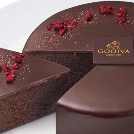 ゴディバ クリスマスケーキ