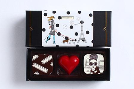 おしゃれでかわいいブランドコラボチョコレート
