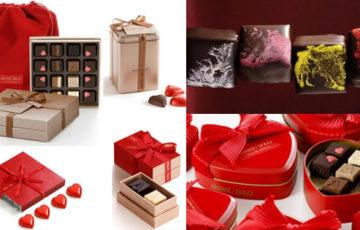 ファッションブランドのバレンタインチョコレート2018