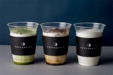 健康にいいコーヒー 植物性ミルク ニューオープン