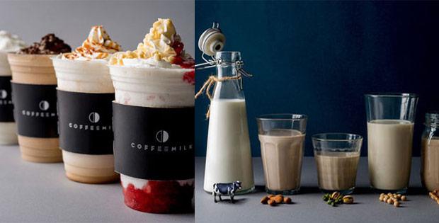 健康にいいコーヒー 植物性ミルク ヘルシーデザート