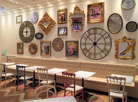 有名人が集うカフェ