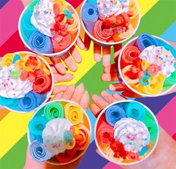 2018ニューオープン アイスクリーム ソフトクリーム