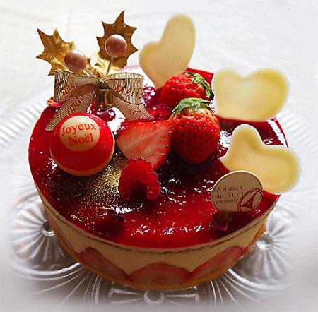 2018おすすめのクリスマスケーキ