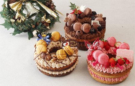 2018人気のクリスマスケーキ